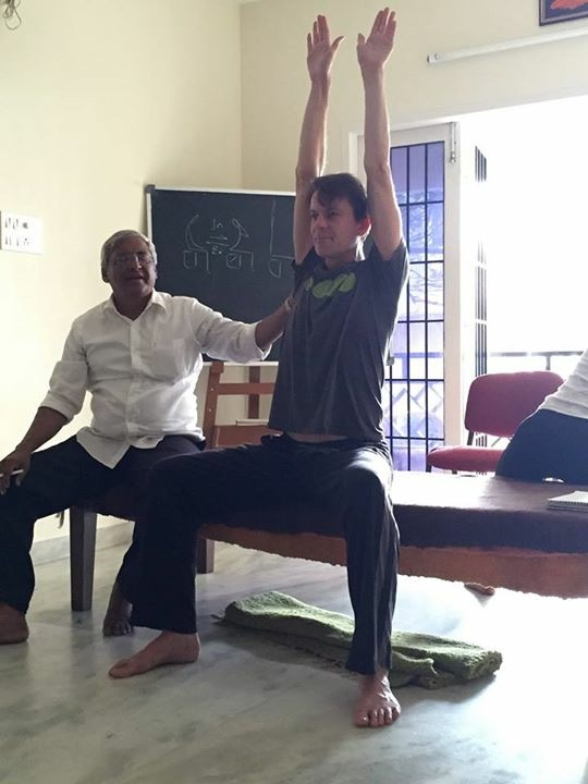 Yoga Therapy in India