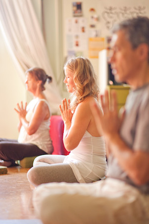 Accredited Yoga Therapy Training Class